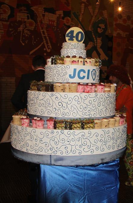 40 Jahre Jubiläum LOM Thun! - JCI LOM Thun - Junior Chamber International