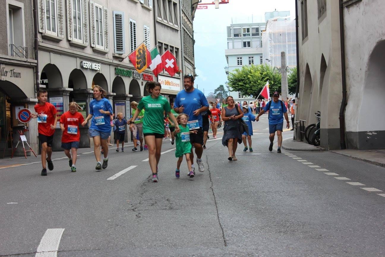 Run 4 Fun am Thuner Stadtlauf - JCI LOM Thun - Junior Chamber International