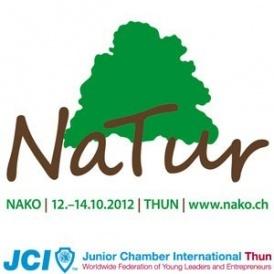 "NAKO 2012 - ""Natur"" - JCI LOM Thun - Junior Chamber International"